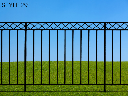 wrought iron gates 5