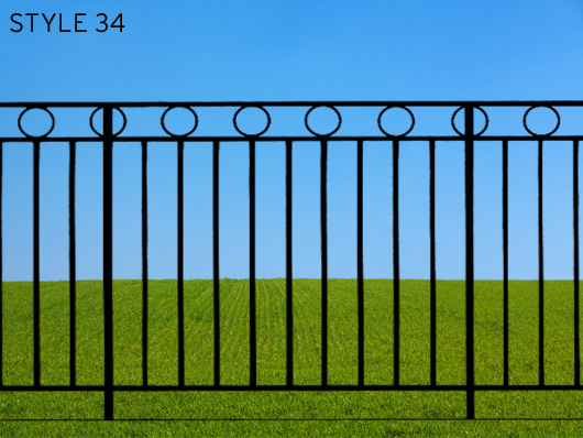 wrought iron gates 10