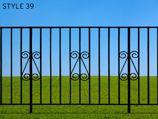 wrought iron gates 15